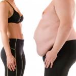 Schlank und dick / Slim and fat