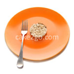 Smaller Plate Aids Portion Control