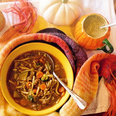 Enjoy fat-fighting autumn foods