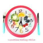 dieting at lunchtime advice