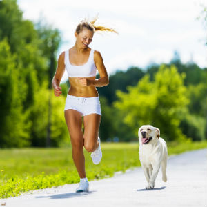 "Is Your Dog the Best Fitness ""Equipment"" You'll Ever Have?"