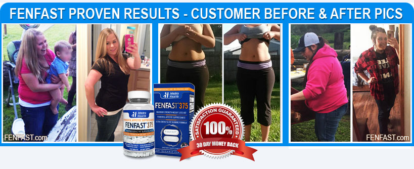 fenfast weight loss results