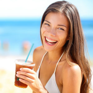 Healthy Food and Drink Options You Can Get at the Beach