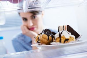 eating enough can help stop unbearable cravings