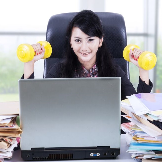 How to Get Your Coworkers to Workout at Work with You