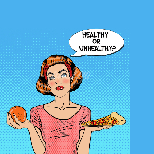 healthy or unhealthy?