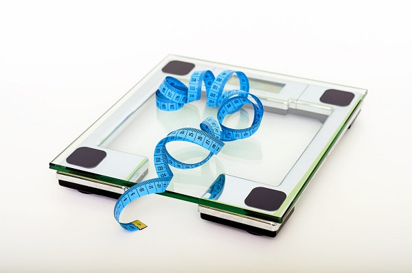 Measure Weight Loss with Bathroom Scales